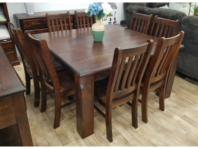Denman 1500 Square Dining Table