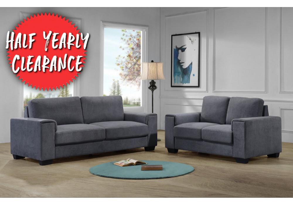 Jessie 3 + 2 Seater Lounge Suite