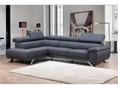 Johansen Lounge with Left-Hand Facing Chaise