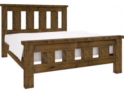 Woolshed Double Bed