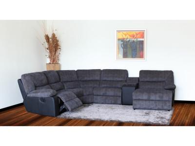 Essex Reclining Lounge Suite RHF