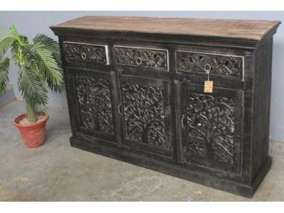 Temple Sideboard - Black