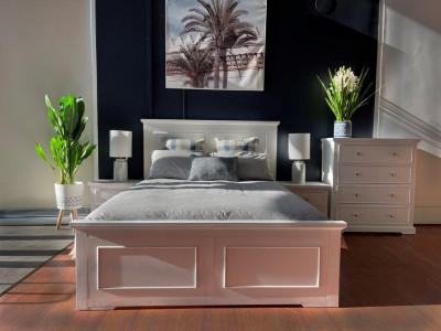 York 4 piece King Bedroom Suite