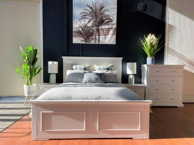 York 4 piece Double Bedroom Suite