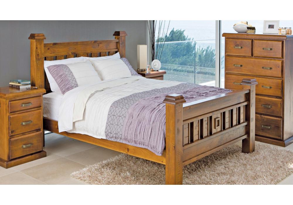 Colorado 4 Pce Bedroom Suite