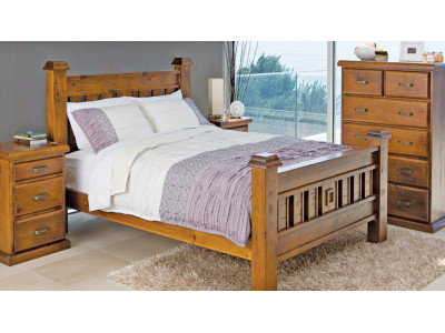 Colorado Queen Bed