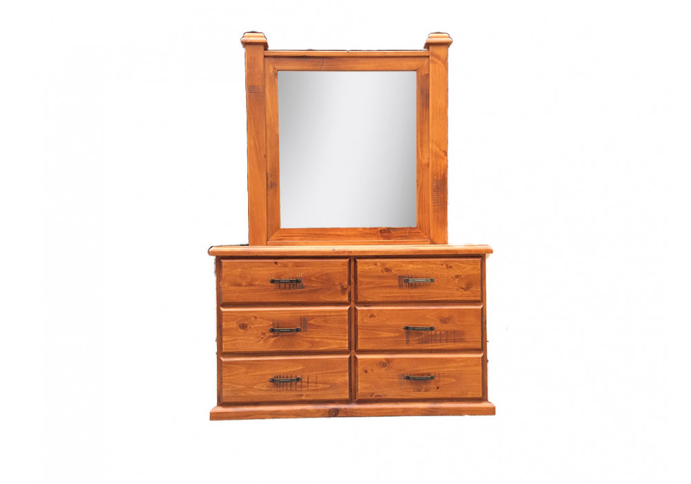 Colorado Dresser with Mirror