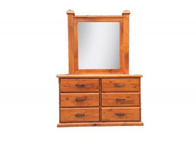 Colorado Dresser with Mirror