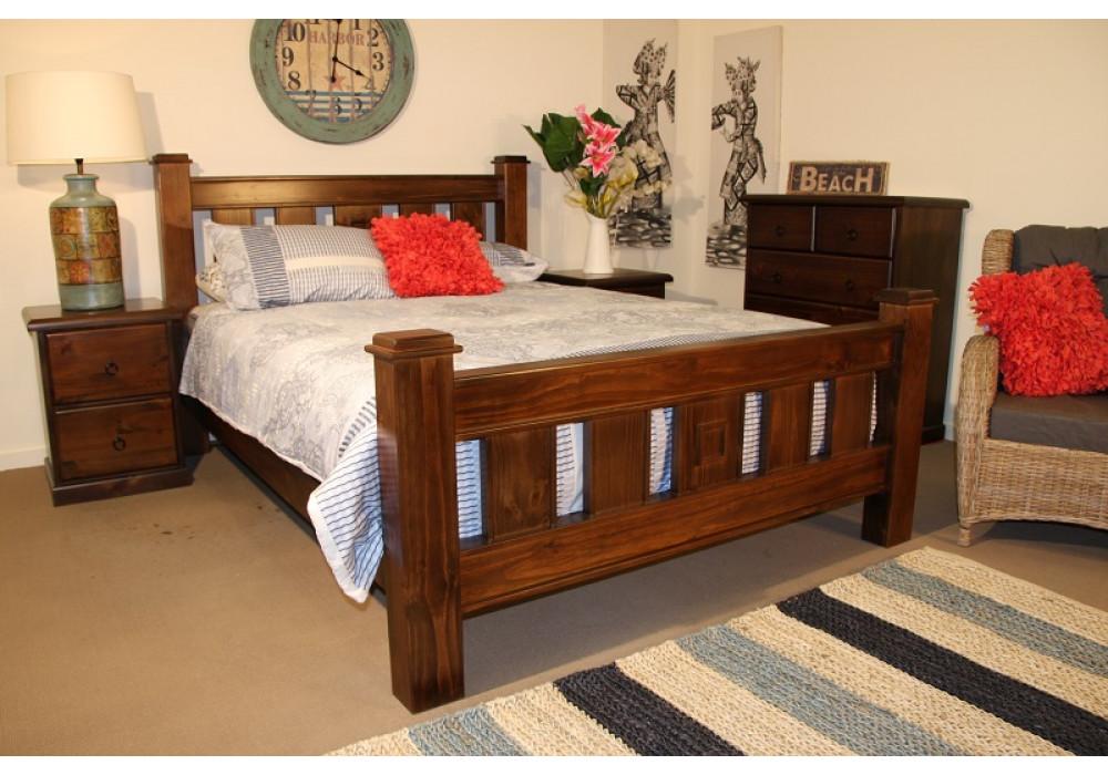 Pinehurst Queen Bed