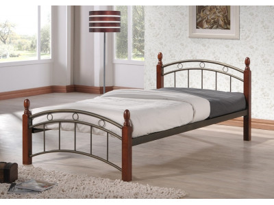 Cobalt Double Bed
