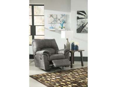 Texas Rocker Recliner- Slate