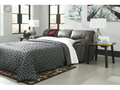 Texas Sofa Bed- Slate