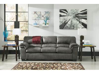 Texas 3 Seater Sofa- Slate