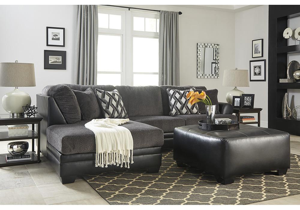 Washington Left-Side Chaise Lounge