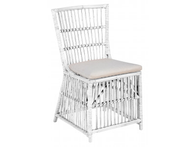 Java Chair White