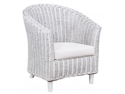 Lombok Chair White