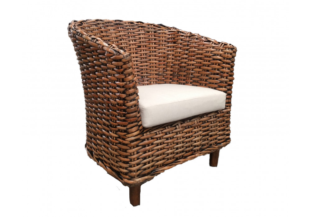 Lombok Chair Tobacco