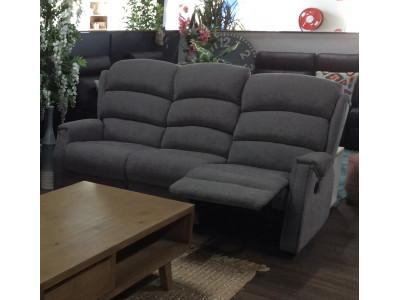 Fargo 3 Seater Recliner Lounge