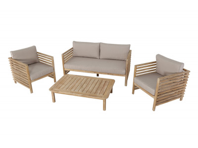 Balmoral 4 piece Outdoor Setting