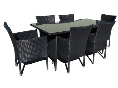 Mornington 7 piece Outdoor Setting
