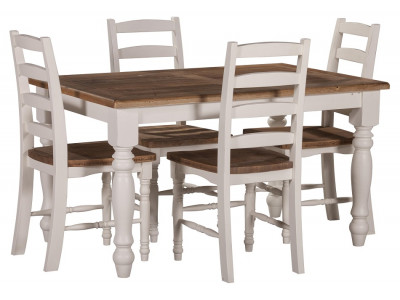 Notting Hill 1400 5 Piece Dining Suite
