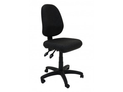 Heavy Duty Commercial Grade High Back Operator Chair