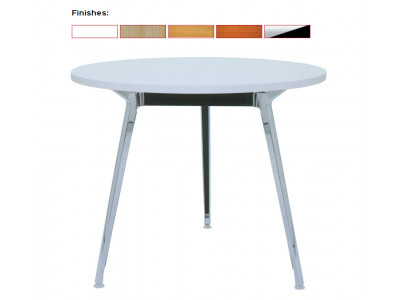 Rapid Span  Round Meeting Table 900mm