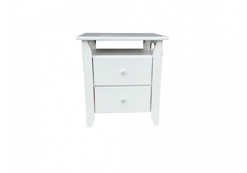 Gainsborough 2 Drawer Bedside