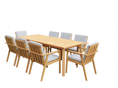 Kiribilli 2200 Dining Table
