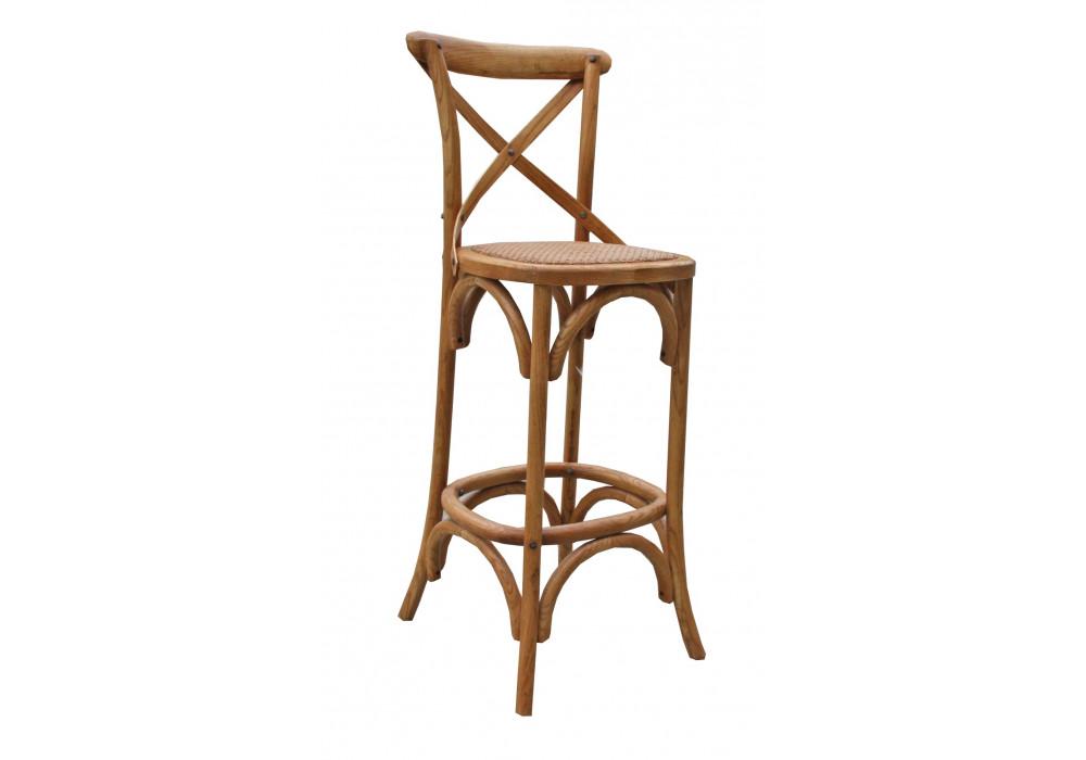 Bella Bar Chair - Elm