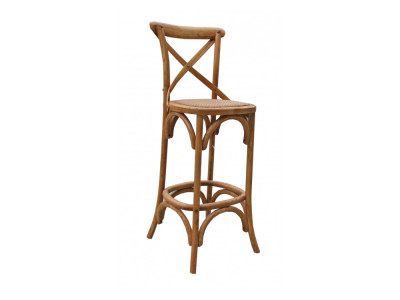 Bella Bar Chair - Elm
