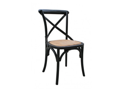 Bella Dining Chair - Black
