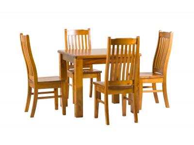 Cronulla 5 piece 900 Dining Suite