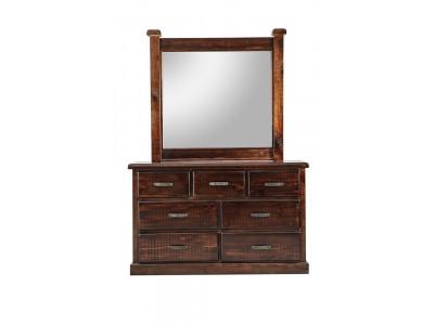 Denman Dresser & Mirror