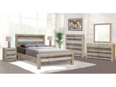Franklin 4 piece Queen suite with tallboy