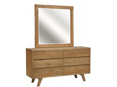 Oslo Dresser & Mirror