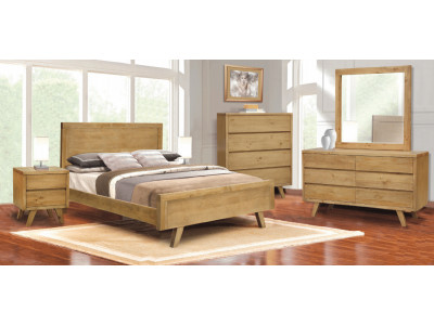 Oslo 4 piece Queen suite with tallboy