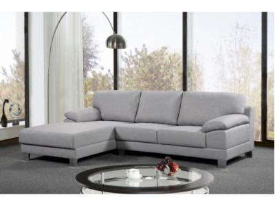 Empire Chaise Suite LHF Grey
