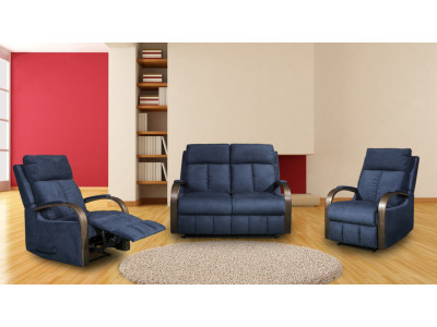 Mayford 2 Seater Recliner Sofa