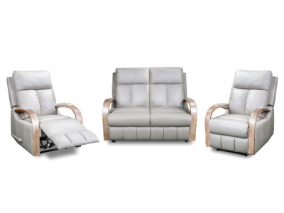 Ascot 2 Seater + 2 Recliner Suite