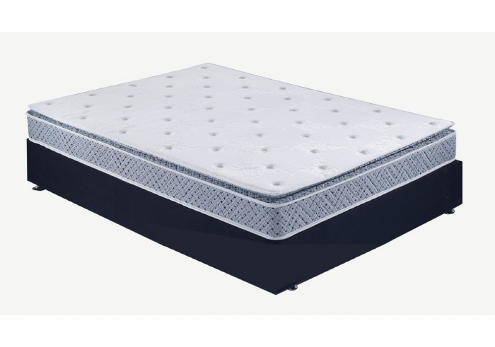 Ortho Deluxe Pillowtop Double Mattress