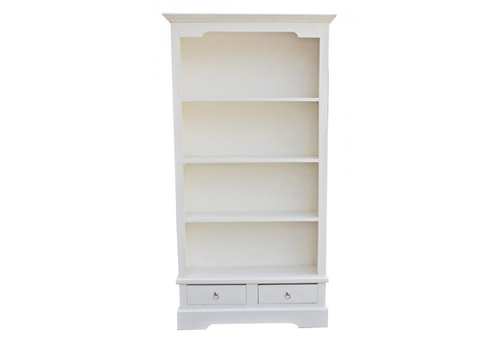 Angela Bookcase - White