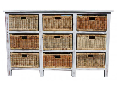 Millack 9 Drawer Chest