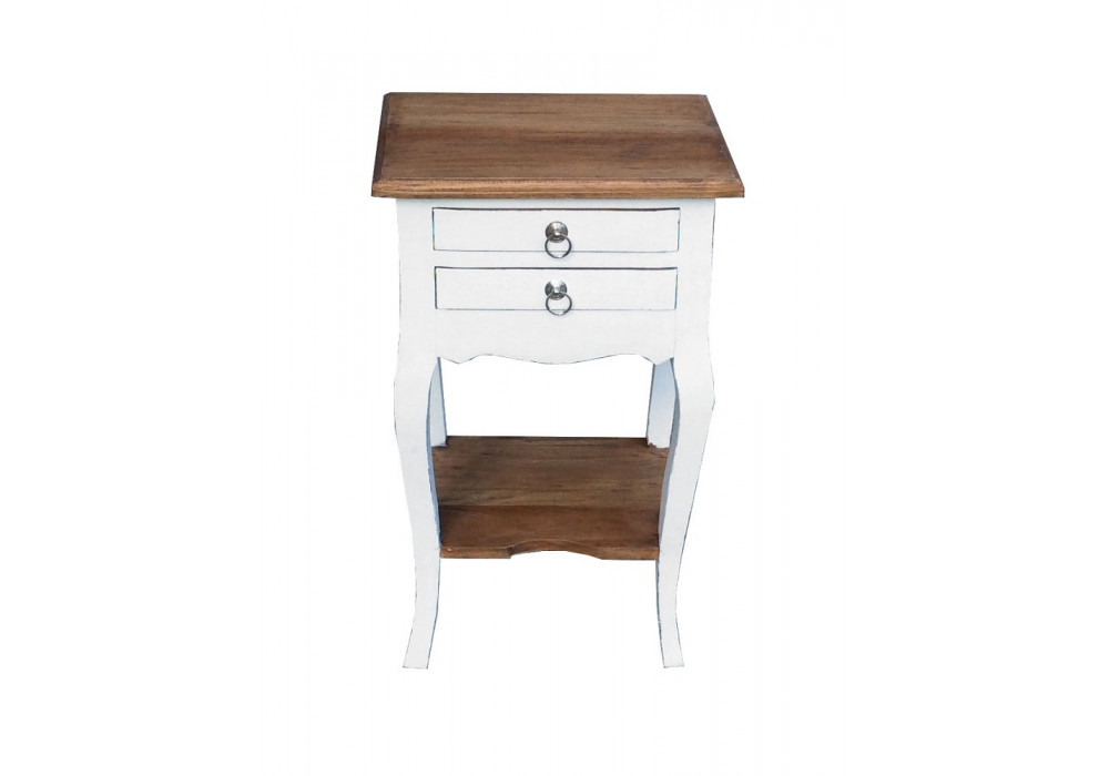 Celine Side Table with 2 draws