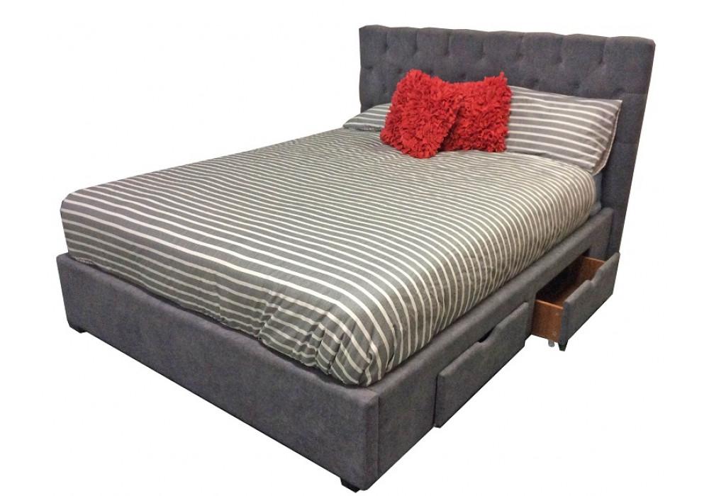 Carlie Queen Bed