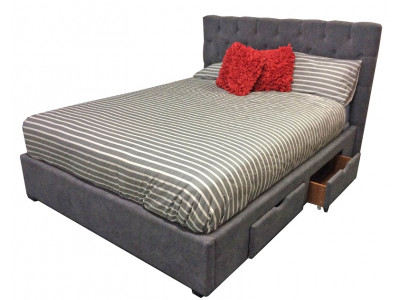 Carlie Double Bed