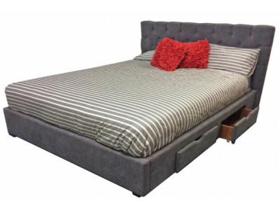 Carlie King Bed