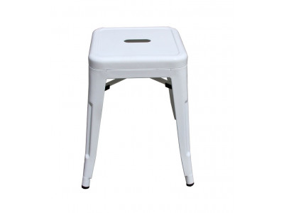 Tully Stool White