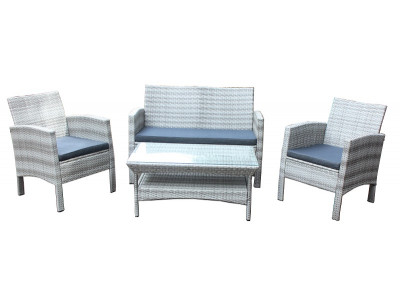 Daintree 4 Piece Outdoor Setting