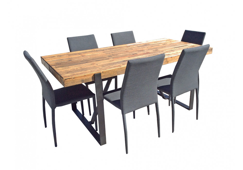 Ned 9 Piece Dining Set
